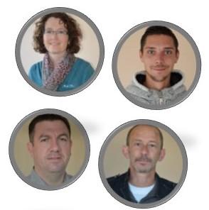équipe Ouvertures de Bretagne